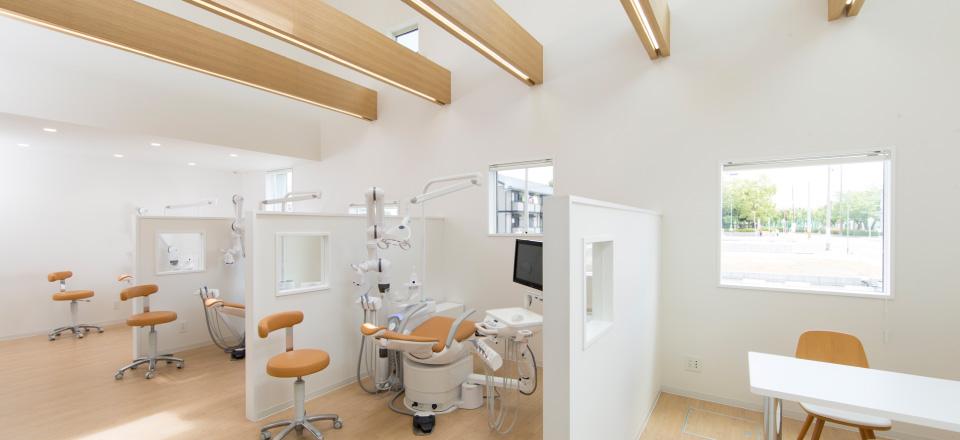 よこい歯科クリニック診療室